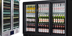 Commercial Bottle Coolers