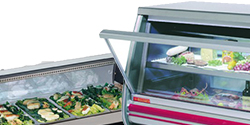 Refrigerated Countertop Units