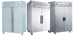 Double Door Gastronorm Fridges