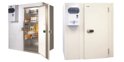Integrated Cold Rooms