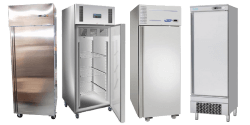 Single Door Gastronorm Freezers