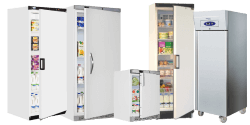 Single Solid Door Fridges