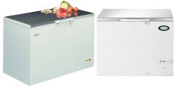 Stainless Steel Lid Chest Freezers