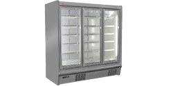 Triple Glass Door Freezers