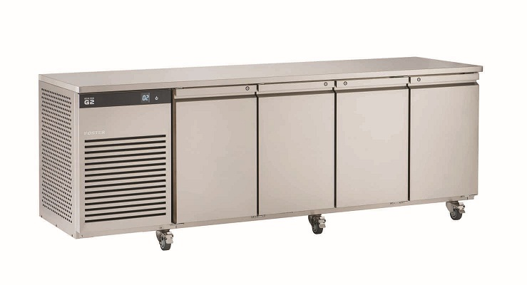 An image of Foster EP1/4H Refrigerated Prep Counter
