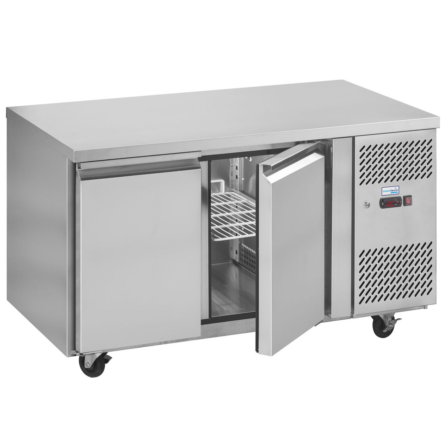 An image of Interlevin PH20F Freezer Prep Counter