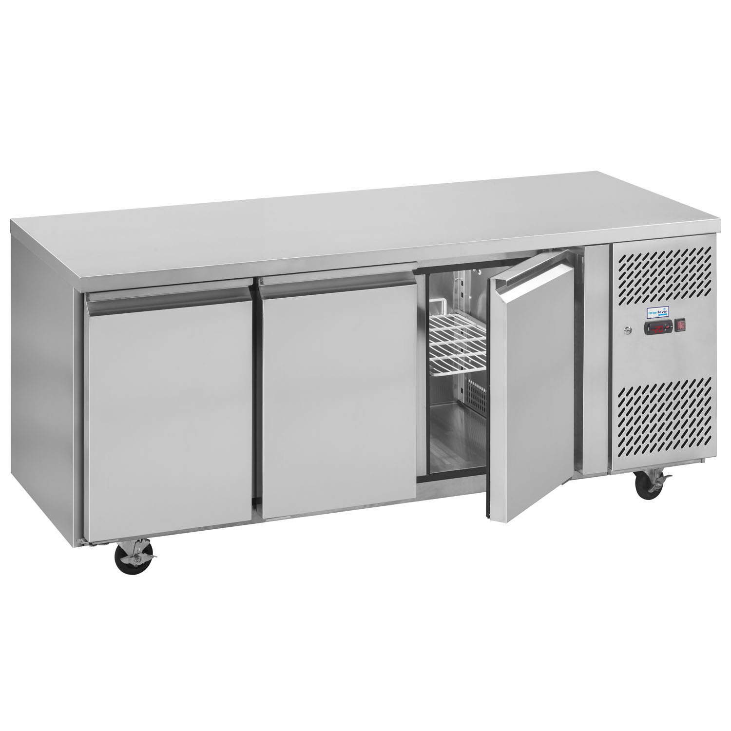 An image of Interlevin PH30F Freezer Prep Counter
