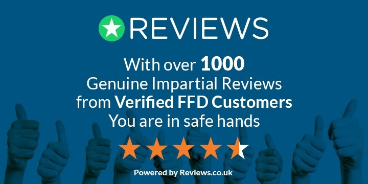 FFD's happy customer reviews