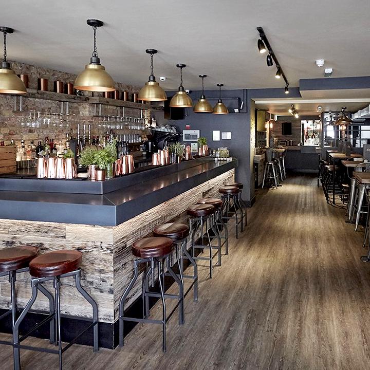 Brick & Liquor Bar