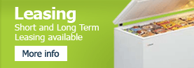 Commercial refrigeration leasing.